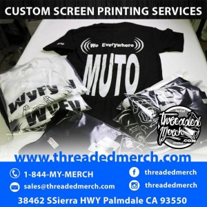 Custom Printed Promotional Shirts